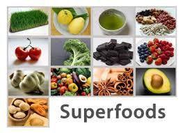 Superpotraviny na podporu imunity a zdraví