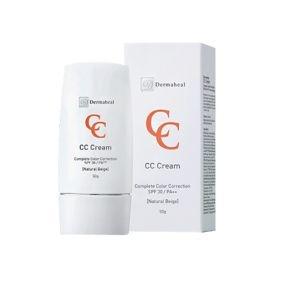 Dermaheal CC Complete Color Corection krém pro kompletní korekci CREAM TAN BEIGE světle hnědý 50 g
