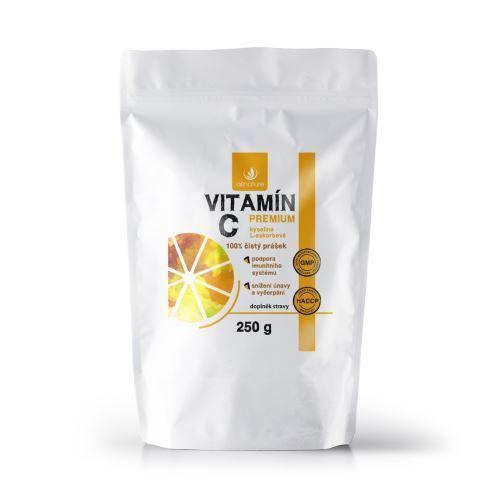 Vitamín C prášek premium 250g
