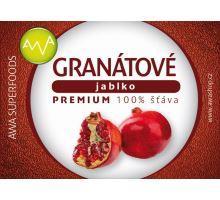Granátové jablko PREMIUM 100% šťáva