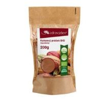 Kakaový prášek nepražený BIO 200 g RAW