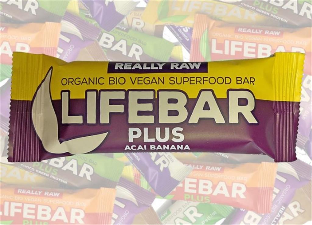 Lifefood Lifebar Plus 47 g