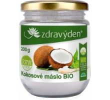 Kokosové máslo BIO 200g