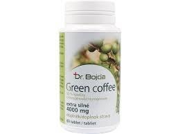 Jankar Green Coffee zelená káva extra 4000 mg 60 tbl.