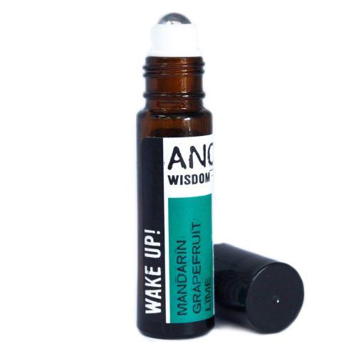 Směs esenciálních olejů roll -on Probuď se! 10ml
