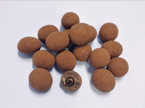 Kávové zrno v mléčné čokoládě 250g