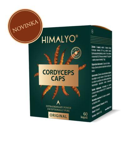 Himalyo cordyceps RAW 60 caps