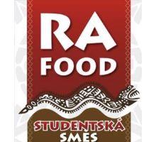 RA FOOD studentská směs 1000g