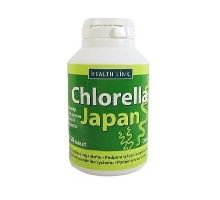 Chlorella Japan 750 tbl.