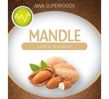 AWA superfoods Mandle natural 1000g