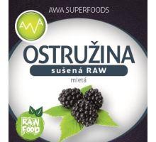 AWA superfoods sušená ostružina mletá RAW 100g