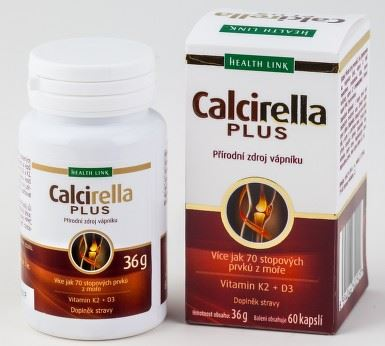 Calcirella plus 60 tabl.
