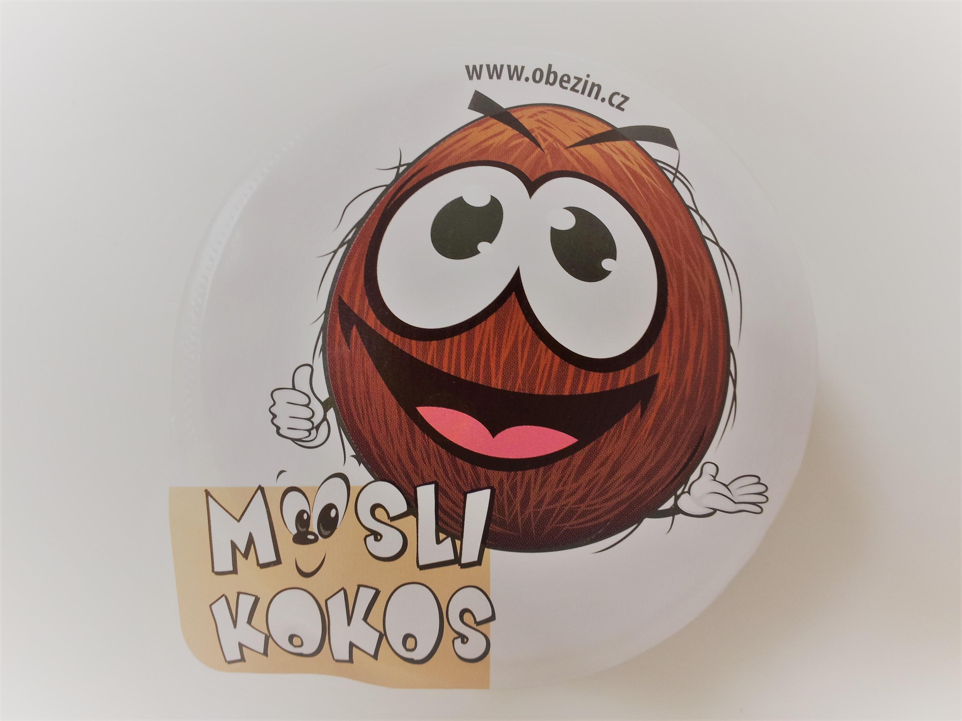 Nový výrobce / dodavatel Křupavé musli kokos 50g