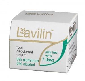 DSM Lavilin deodorant krém na chodidla