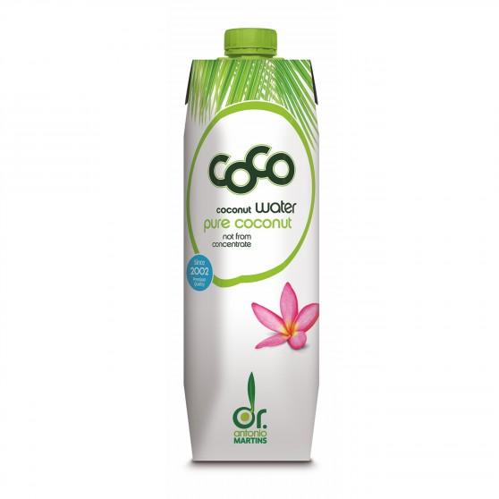 NATU Kokosová voda COCO BIO 1000 ml