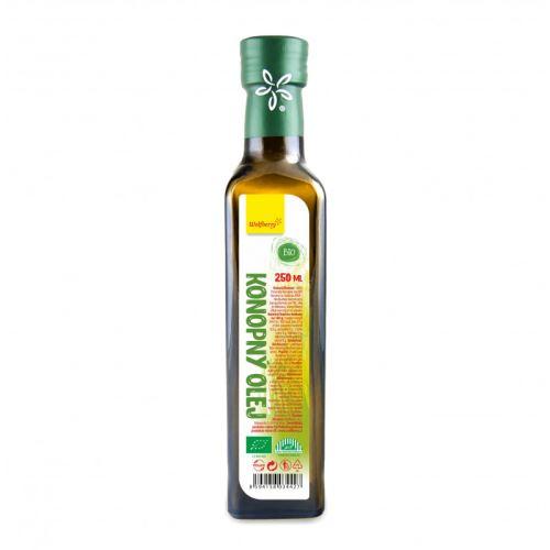 Konopný olej BIO RAW 250 ml